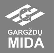 Logo firmy MIDA
