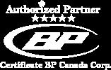 Certyfikat BP Canada